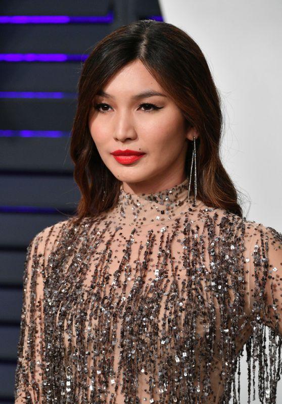 Gemma Chan – 2019 Vanity Fair Oscar Party
