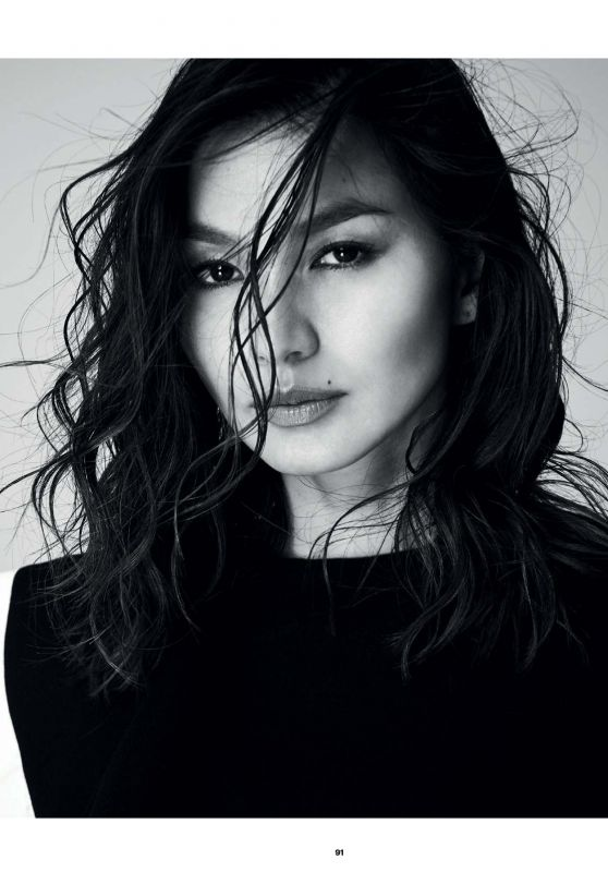 Gemma Chan - Esquire Magazine Singapore February 2019 Issue