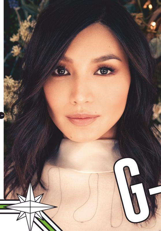 Gemma Chan - Total Film Magazine February 2019 Issue