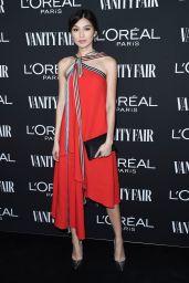 Gemma Chan – Vanity Fair & LOréal Paris Celebrate New Hollywood 02/19/2019