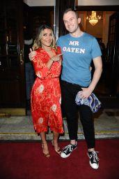 """Gemma Oaten - """"Everybody's Talking About Jamie"""" Media Night in London"""