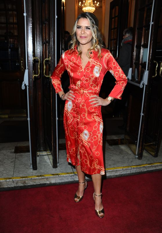 "Gemma Oaten - ""Everybody's Talking About Jamie"" Media Night in London"