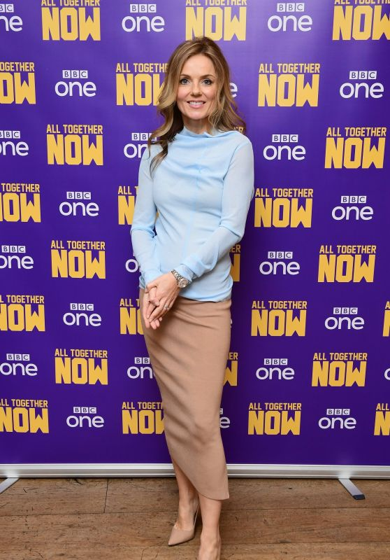 """Geri Halliwell - """"All Together Now"""" Screening in London"""