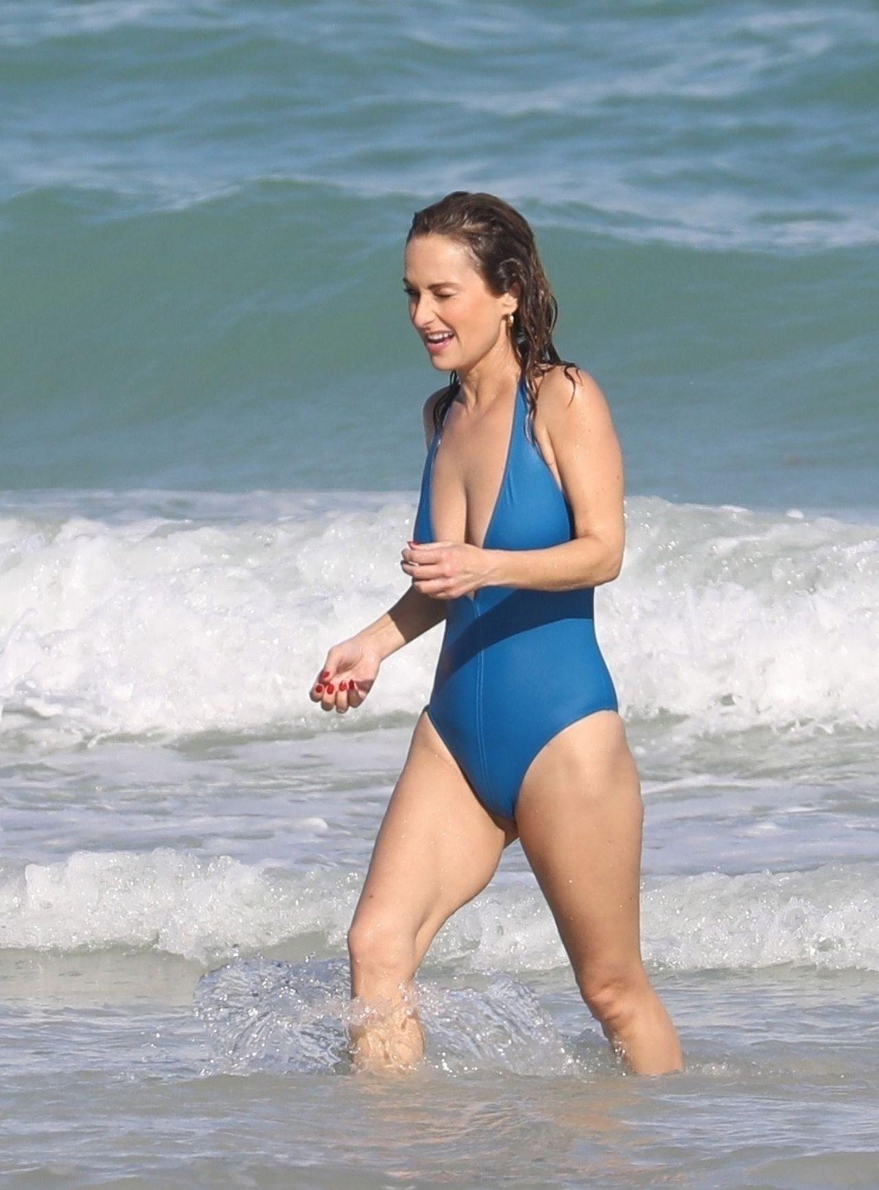 Giada De Laurentiis In A Swimsuit 02 21 2019
