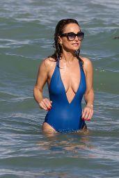 Giada De Laurentiis in a Swimsuit 02/21/2019
