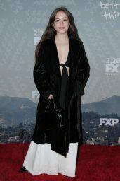 "Gideon Adlon – ""Better Things"" Season 3 Premiere in Santa Monica"