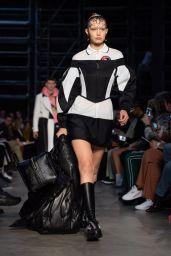 Gigi Hadid - British Fashion House Burberry Catwalk Show in London 02/17/2019