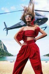 Gigi Hadid - Elle Magazine March 2019 Photos