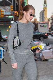 Gigi Hadid Street Style 02/05/2019