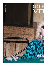 GiGi Hadid - Vogue Eyewear Season III Campaign 2019