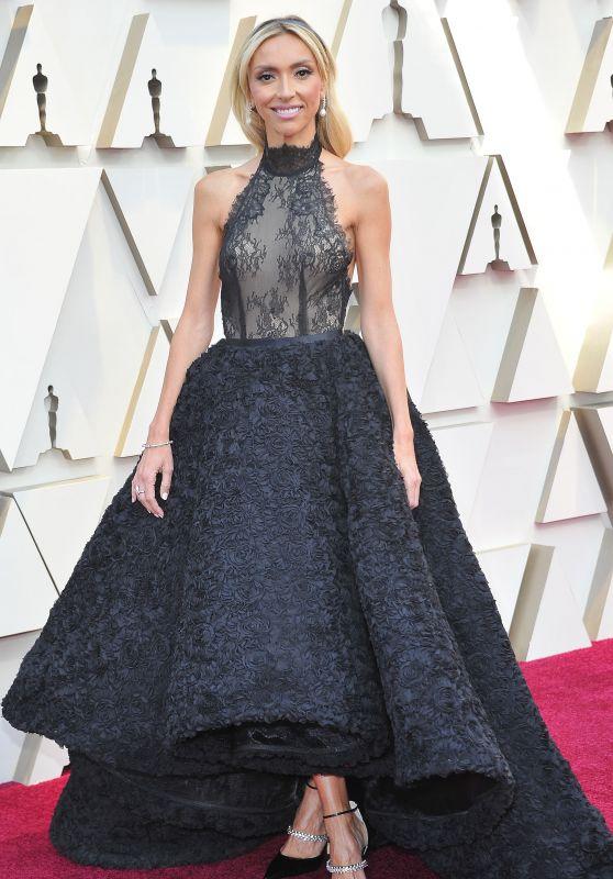 Giuliana Rancic – Oscars 2019 Red Carpet