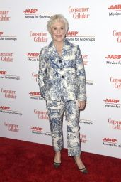 Glenn Close – AARP The Magazine's Movies For Grownups Awards in Beverly Hills 02/04/2019