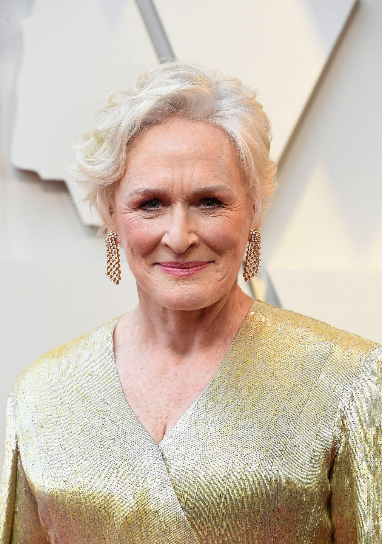 Glenn Close – Oscars 2019 Red Carpet