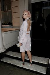 Grace Chatto – Dior Party at London Fashion Week 02/19/2019