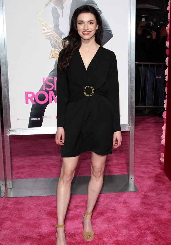 "Grace Fulton – ""Isn't It Romantic"" Premiere in LA"