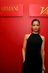 Gugu Mbatha-Raw - Variety x Armani Makeup Artistry Dinner in LA02/21/2019
