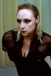 Gwendoline Christie - Photoshoot for Interview Magazine February 2019