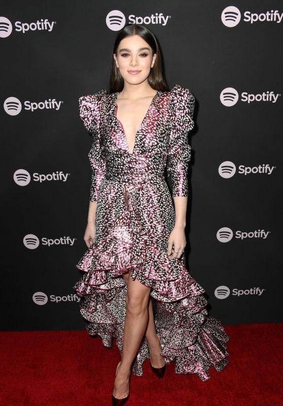 """Hailee Steinfeld - Best New Artist 2019"""" Event in LA"""