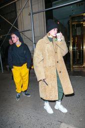 Hailey Rhode Bieber and Justin Bieber - NYC 02/18/2019