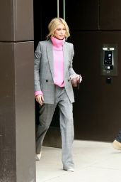 Hailey Rhode Bieber is Stylish - Out in NYC 02/11/2019