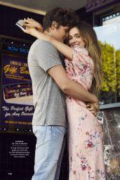Haley Lu Richardson - Cosmopolitan March 2019
