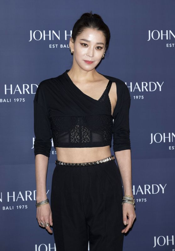 "Han Go-eun – ""John Hardy"" Fashion Photocall in Seoul"