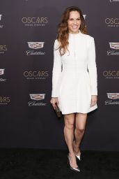 Hilary Swank – Cadillac Celebrates The 91st Annual Academy Awards in LA