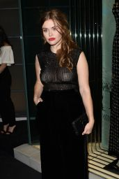 Holland Roden - Leaves The Giorgio Armani Pre Oscar 2019 Party