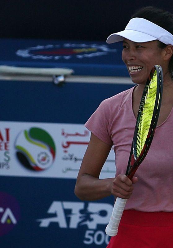 Hsieh Su-wei – 2019 Dubai Tennis Championship 02/20/2019