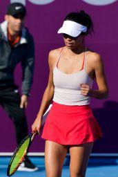 Hsieh Su-wei - 2019 WTA Qatar Open in Doha 02/12/2019