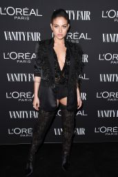 Inanna Sarkis – Vanity Fair & LOréal Paris Celebrate New Hollywood 02/19/2019