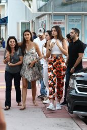 Isabela Grutman - Goes for a Stroll in Miami 02/16/2019