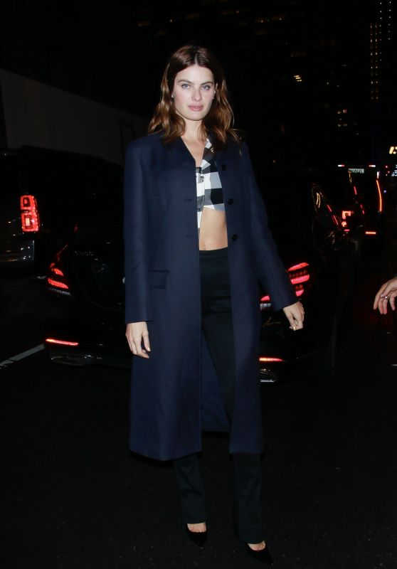 Isabeli Fontana - Out in New York 02/08/2019