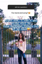 Isabella Acres - Personal Pics 02/21/2019
