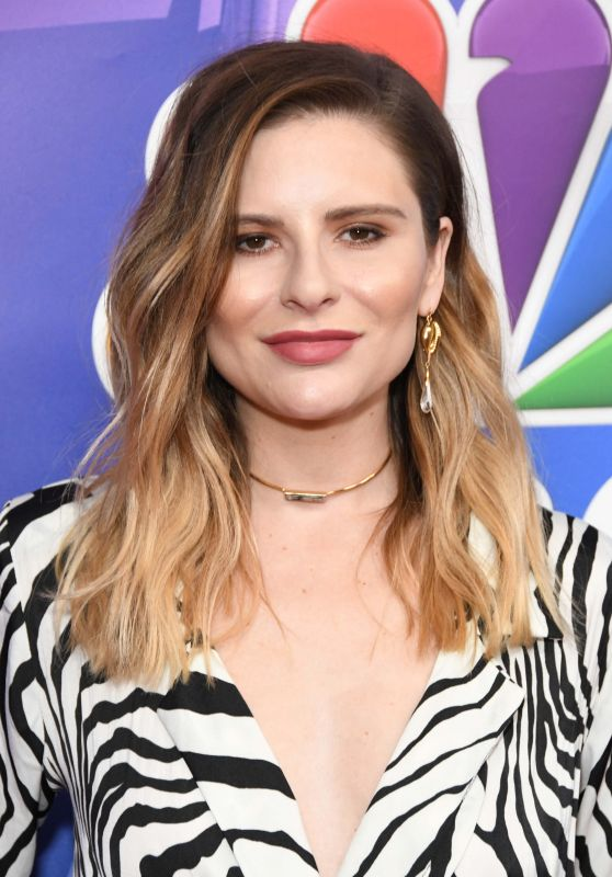 Jac Vanek – 2019 NBC LA Midseason Press Day