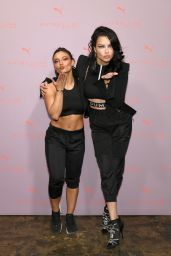Jade Chynoweth - Maybelline New York PUMA Launch Event in NYC 02/10/2019