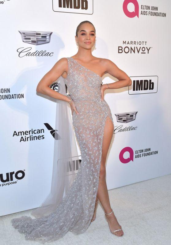 Jasmine Sanders – 2019 Elton John's Oscars Viewing Party