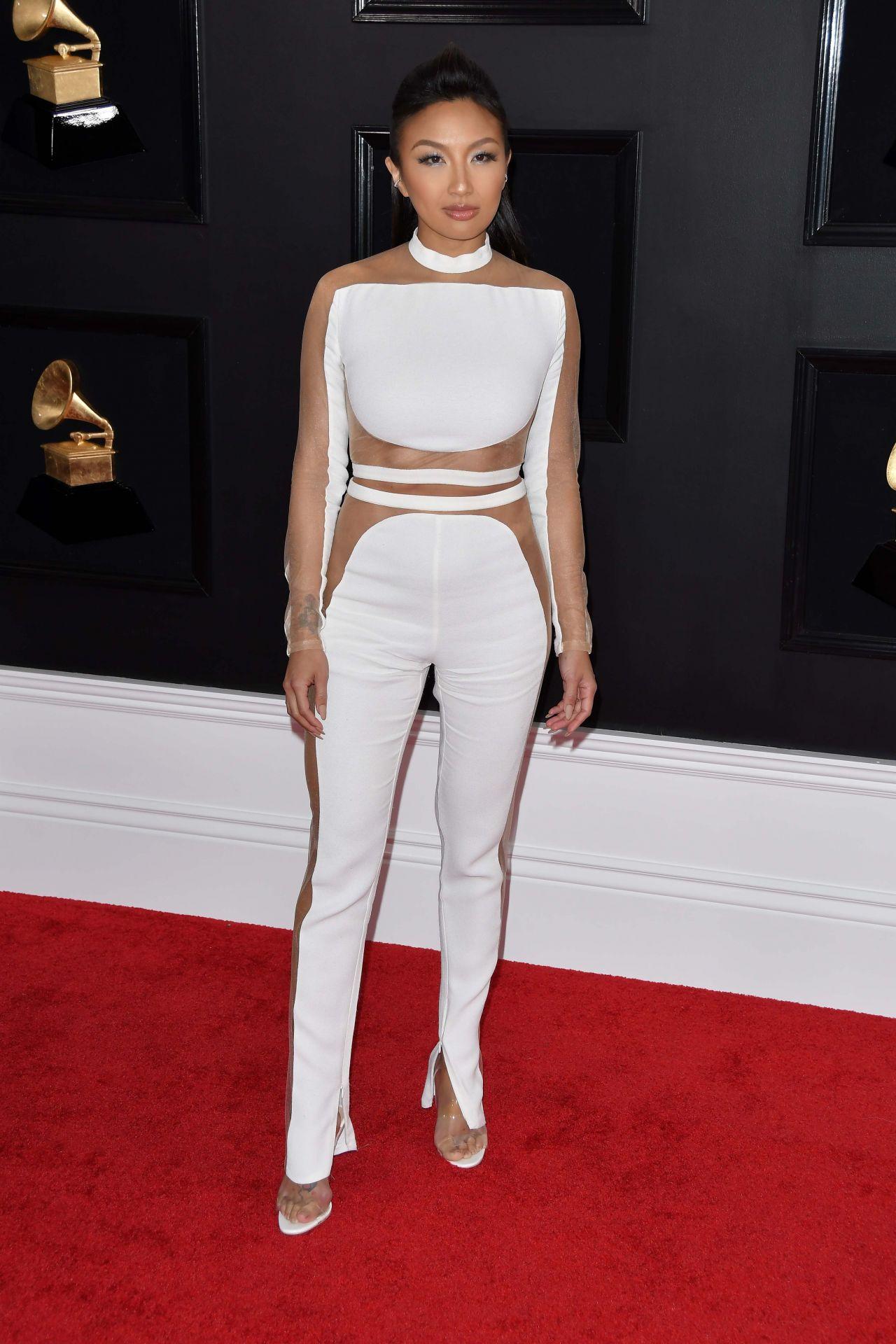Jeannie Mai 2019 Grammy Awards