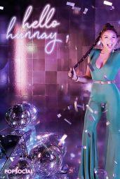 Jeannie Mai - Personal Pics 02/11/2019