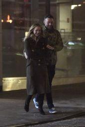 Jennifer Lawrence Night Out - NYC 02/02/2019