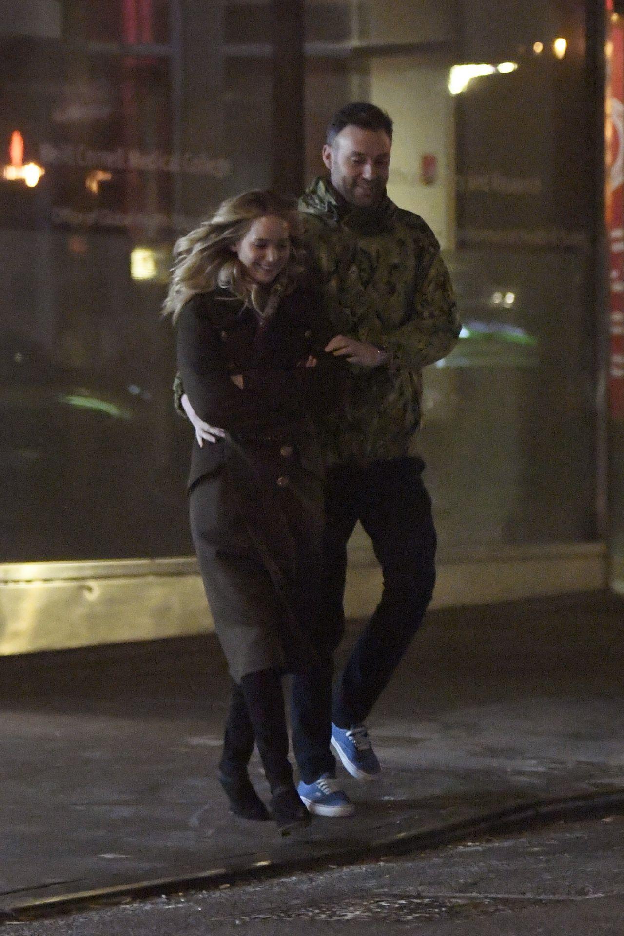 Jennifer Lawrence Night Out Nyc 02 02 2019