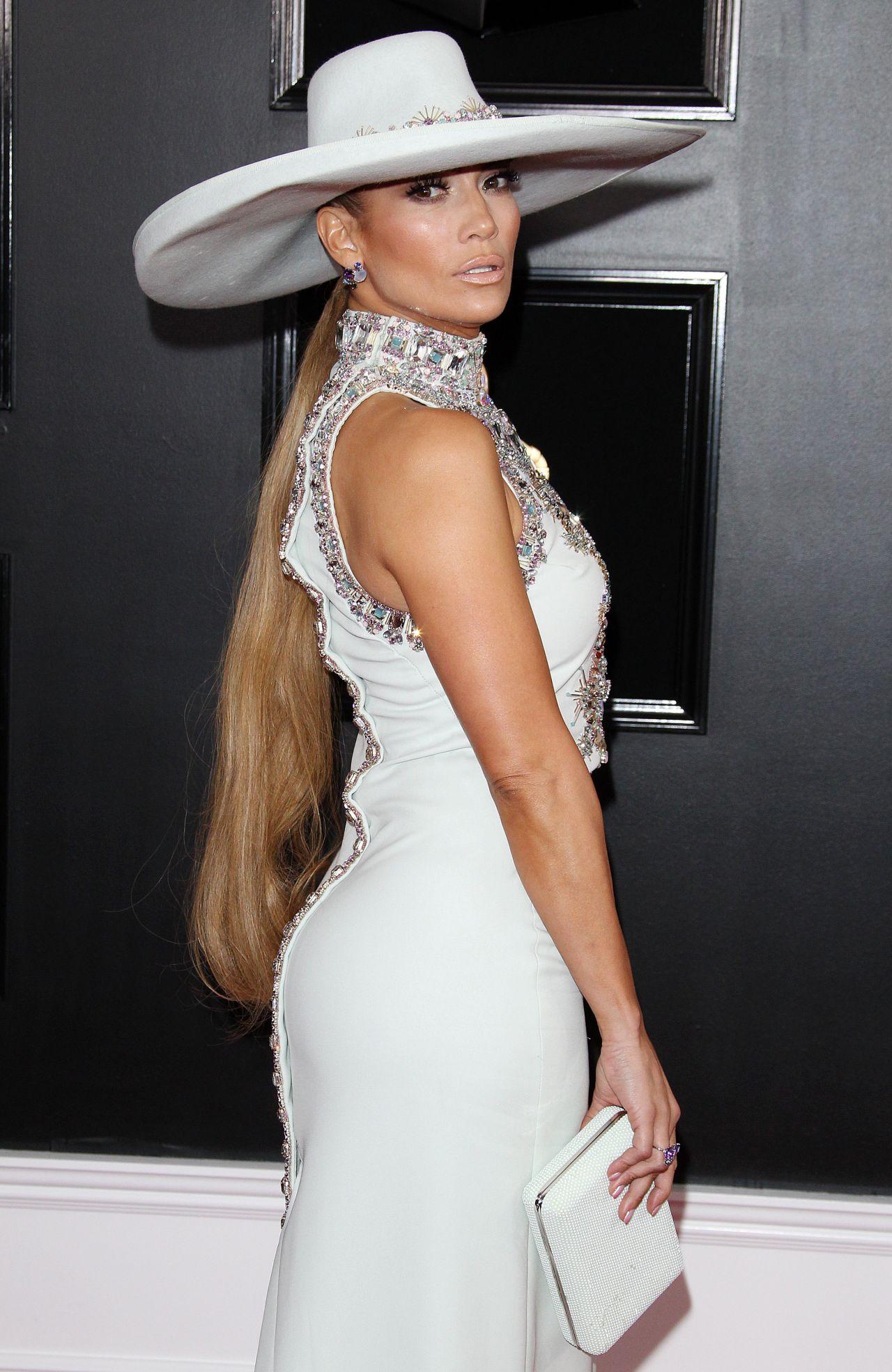 Jennifer Lopez – 2019 Grammy Awards