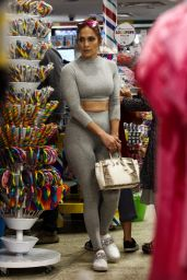 Jennifer Lopez - Candy Shopping in Miami 02/16/2019