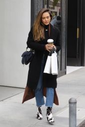 Jessica Alba - Out in Beverly Hills 02/17/2019