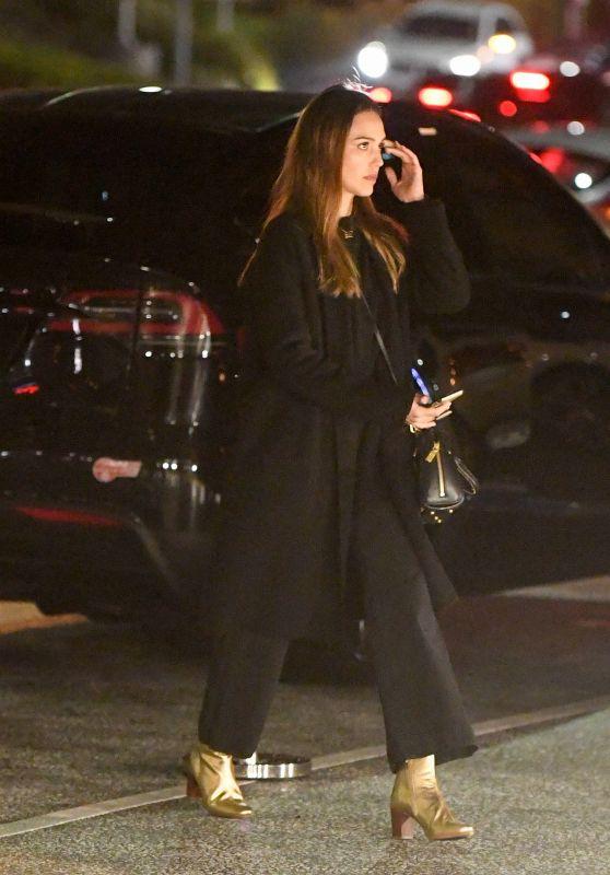 Jessica Alba Out In LA 02022019