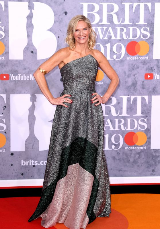 Jo Whiley – 2019 Brit Awards