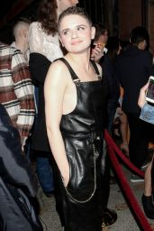 Joey King – Outside Teen Vogue's 2019 Young Hollywood Party