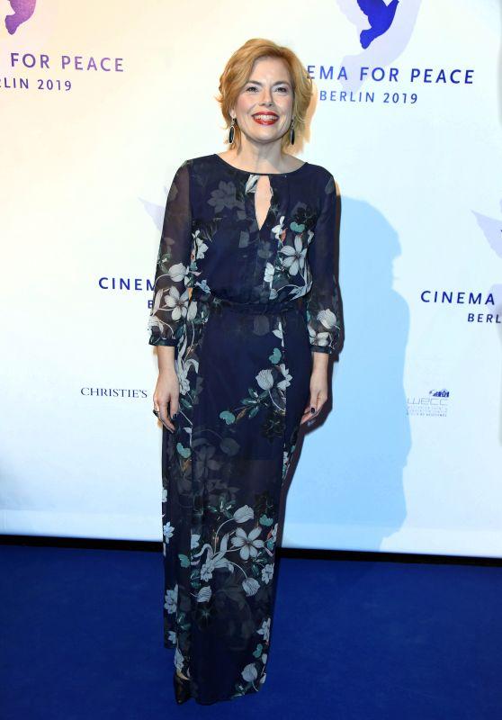 Julia Klöckner – Cinema for Peace Gala at the 69. Berlinale 02/11/2019