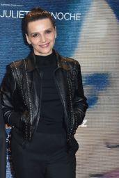 """Juliette Binoche – """"Celle Que Vous Croyez"""" Premiere in Paris"""