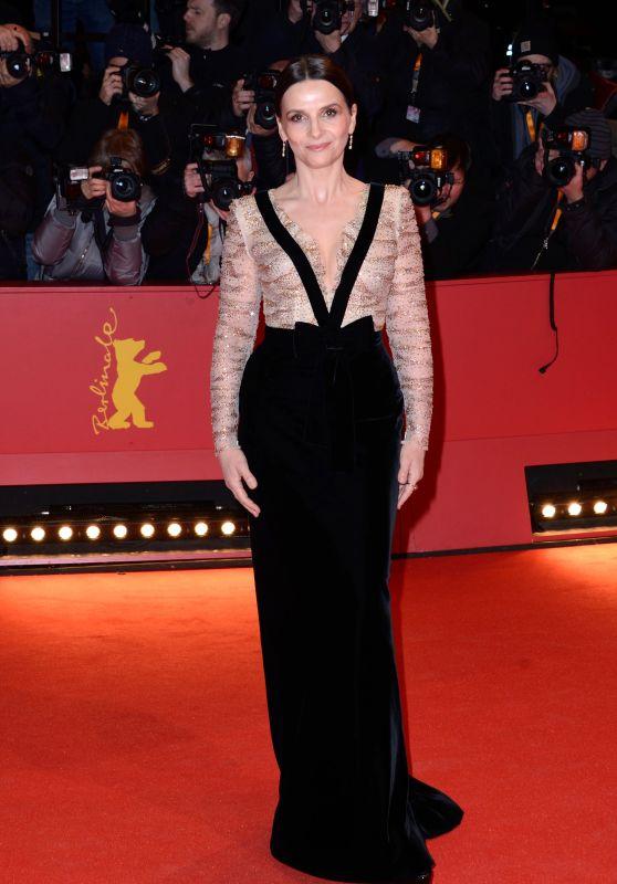 """Juliette Binoche - """"Kindness Of Strangers"""" Premiere at Berlinale 2019"""